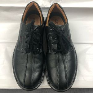 NWOT Ecco Leather Light Shock Point Shoes